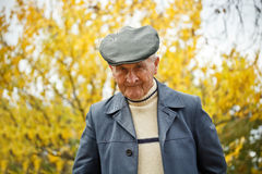 Old man Royalty Free Stock Photos