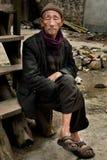 An old man stock photos
