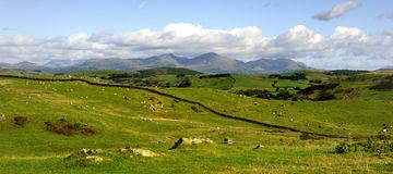 The Old Man of Coniston Stock Images