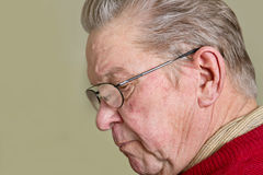 Old man. Royalty Free Stock Photography
