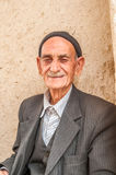 Old Man from Iran Stock Photography