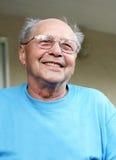 Old Man Laughing Stock Photos