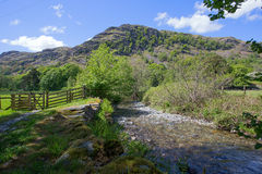 Free Old Man Of Coniston In The Lake District Royalty Free Stock Photos - 93702458