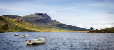 Old Man Of Storr Royalty Free Stock Photos