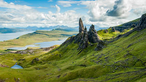 Free Old Man Of Storr Stock Image - 78212531