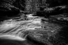 Old Man's Cave Ohio Royalty Free Stock Images
