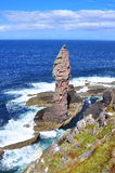 The Old Man of Stoer Stock Image