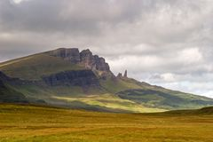 Old Man of Storr Stock Image
