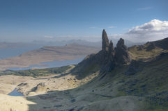 Old Man of Storr Royalty Free Stock Photo