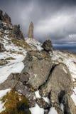 Old Man of Storr, Isle of Skye Scotland Stock Photo