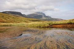 The Old Man of Storr Stock Photography