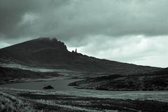 Old Man of Storr Royalty Free Stock Images