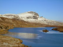 Old man of Storr Royalty Free Stock Image