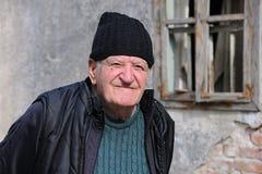 Old Man of Veliko Tarnovo Royalty Free Stock Photography