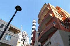 The old Manara Lighthouse, Beirut Lebanon Stock Images