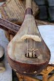 Old mandolin Royalty Free Stock Photos