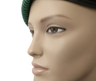 Old Mannequin Royalty Free Stock Image