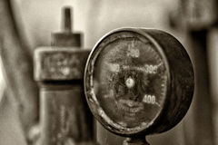 Old Manometer Royalty Free Stock Images