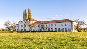 Old manor coutryside of Veneto in Italy Royalty Free Stock Photography