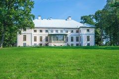 Old manor at Latvia. Stock Photography