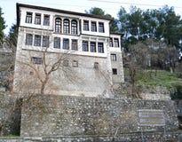 Old mansion in Kastoria , Greece Stock Photo