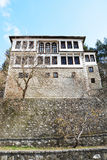 Old mansion in Kastoria , Greece Royalty Free Stock Photo