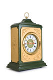Old mantle clock Royalty Free Stock Images