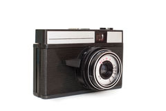 An old manual film camera Royalty Free Stock Image