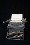 Old Manual Typewriter Royalty Free Stock Image