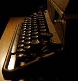 Old Manual Typewriter Stock Images