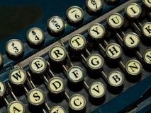 Old, Manual Typewriter Stock Images