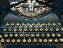 Old, Manual Typewriter Stock Image