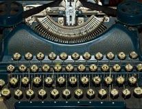 Old, Manual Typewriter Stock Image