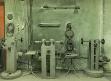 Old manufactory. Stock Photography