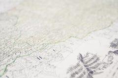 Old-map Stock Photos