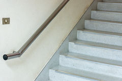Old marbel staircase Royalty Free Stock Photo