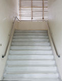 Old marbel staircase Royalty Free Stock Photos