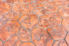 Old marble tiled floor texture background Royalty Free Stock Photo