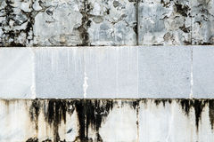 Old marble wall. Texture for design and composite work Royalty Free Stock Images