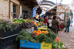 The old market in Acre Royalty Free Stock Photography