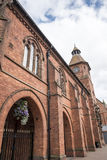 Old Market Hall in the market town of Sandbach England Stock Images