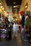 Old market Souq Waqif in Doha Royalty Free Stock Image