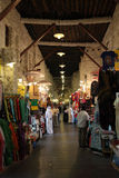 Old market Souq Waqif in Doha Stock Photos