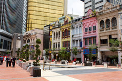 Old Market Square in Kuala Lumpur Royalty Free Stock Image