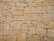 Old marlstone wall Stock Photography