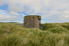 Old Martello Tower Stock Images