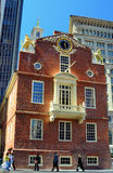 Old Massachusetts State House Royalty Free Stock Images