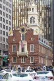 Old Massachusetts State House Stock Photography