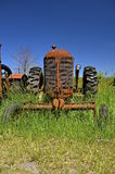 Old Massey Harris Tractor Royalty Free Stock Photo