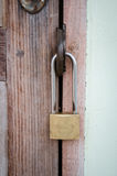 Old master key Royalty Free Stock Photo